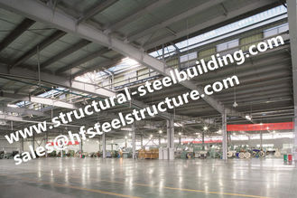 China Steel Frame Buildings For Turn - Key Project supplier