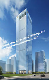China Professional Multi-storey Steel Building supplier