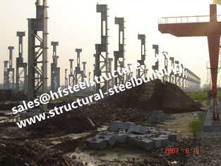 China Heavy Steel Construction Industrial Steel Buildings for Steel Structure Manufacturing supplier