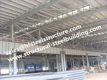 China Pre-engineered Building Workshop Construction supplier