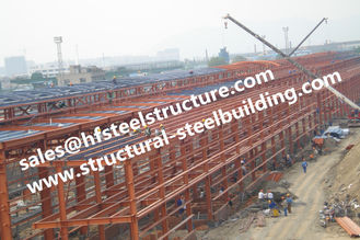 China Structural Steel Hotel Contractor And Industrial Steel Buidings for Warehouse supplier