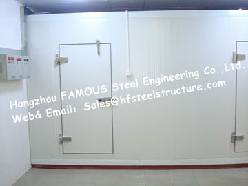 China Commercial Walk In Freezer Industrial Cold Room Chambers / Walk in Cooler and Refrigerator supplier