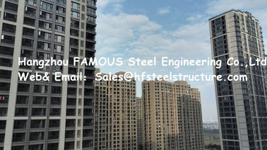 China Chinese Structural Steel Rigger and Erector for Australia Standard Multi-storey Steel Building Complex supplier