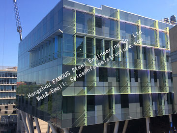 China Double Glass Solar Modules Component Photovoltaic Façade Curtain Wall Solar Cell Electric PV Systems supplier