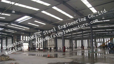 China H - Column Type Pre-engineered Building Concrete & Steel Shopping Mall Builder supplier