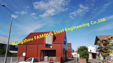 China Modular Design Pre-Fabricated  Structural Steel Fabrication Quickly Assembled Construction supplier