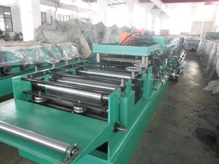China Z Purlin Cold Roll Forming Machine For Galvanized Steel With Hydraulic supplier