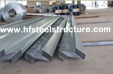 China Wall Panels / Roll Formed Structural Steel Buildings Kits For Metal Building supplier