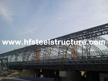 China Waterproof and Pre-engineered Prefabricated Steel Structural Steel Fabrications supplier