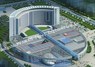 China Hospital Building And Medical School Complex Planning Design Construction General EPC Contractor supplier