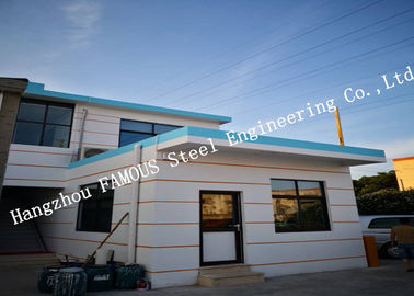 China House Apartment Easily Assembled Prefab Steel Buildings Complete Modular Designed supplier