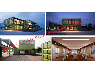 China Light Steel Modular Assembled Villa And Boutique Hotel In European Standard supplier