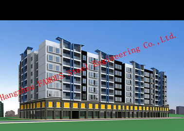 China Structural Steel Framed Multi-Storey Steel Building EPC Contractor General And High Rise Building supplier