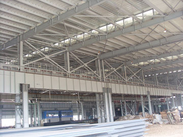 China Cost-effective Industrial Steel Buildings Fabricated In Short Period supplier