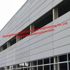 China Large Industrial Plant Project Pre-Engineered Building By FASEC Prefab - I Panel supplier