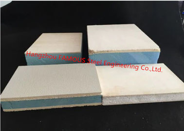 China Magnesium Oxide EPS / XPS Insulated Sandwich Panels For Ceiling / Wall / Floor System supplier