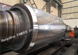 China Casting / Forged Steel Mill Work Roll For Hot Rolled Metal Sheet And Billet Mill Usage supplier