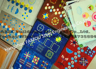 China Compact Vinyl Flooring 3d Linoluem Digital Printing PVC Floor Roll Fiber Glass UV Attached Epoxy Treatment supplier