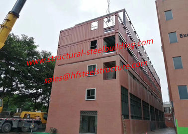 China Containerized Classroom/Office Units Modular Container House Expansion Project On School Existing Buildings supplier