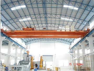 China Economic Heavy Steel Structure Workshop And Warehouse With Overhead Bridge Cranes supplier