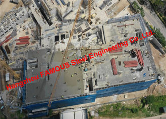 China Australia Standard Steel Structure Commercial And Residential Building Complex EPC Construction supplier