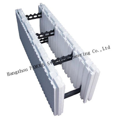 China Green House Self Aligning Typical Assembly Insulated Concrete Forms ICFs Wall BuildBlocks supplier
