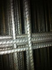 China High Strength Deformed Steel Buildings Kits Seismic HRB 500E Reinforced Steel Bar supplier