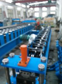 China Automatical Cold Roll Forming Machine High speed with C Z Purlin supplier