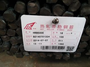 China High Strength Anti-Seismic Reinforcing Steel Rebar supplier