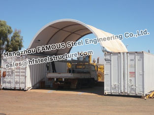 High Strength Commercial Steel Building High Load Capability