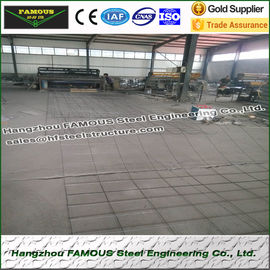 China Non-galvanized Rebar Welded Wire Mesh Panels Hot-Rolled HRB 500E supplier
