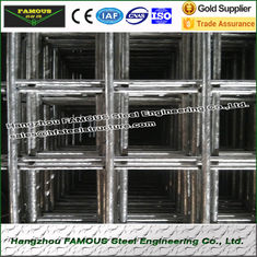 China Plain Bars Coils Steel Reinforcing Mesh Footings Residential Slabs supplier