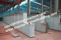 China Q345 Customized Light Prefab Steel Buildings Engineering Shed factory