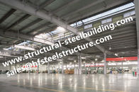 China Steel Frame Buildings For Turn - Key Project factory