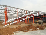 China Residential Apartments Hotels Commercial Steel Fabricated High Rise Metal Building Homes factory