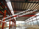 China Concrete Steel Mixed Building Structural Steel Framed Buildings Quick Erected Prefabricated  Building factory