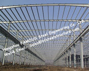 China PSB Prefabricated Industrial Steel Buildings Turnkey Project For Warehouse or Commercial Shopping Mall factory
