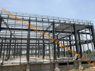 China Morden Prefabricated Structural Steel Fabrications Commercial Building Business Office factory