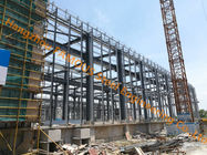 Workshop Warehouse Structural Steel Fabrications With CE Certification