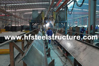 China Shearing, Sawing, Grinding, Punching And Hot Dip Galvanized Structural Steel Fabrications company
