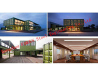 China Light Steel Modular Assembled Villa And Boutique Hotel In European Standard factory