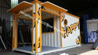 China Famous Pre - Engineered Building Practical 20ft Container House For Living House factory