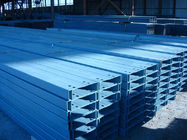 China Galvanized Steel Purlinss And Girts For Industrial Buildings, Garages, Verandahs factory