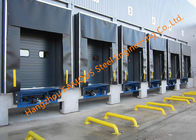 China Container Loading Dock Doors With Seal Shelter For Warehouse And Distribution Center company
