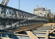 China Modern Style Prefabricated Modular Steel Bailey Bridge Galvanized Surface Treatment factory
