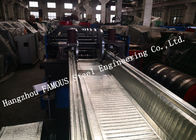 Customized Galvanized Steel Decking Sheet Comflor 80 60 210 Equivalent Composite Metal Floor Deck