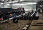 Painted Hot Galvanized U Ribbed C Shaped Steel Profiles For Bridge Construction US EU Standard