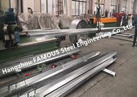 C25019 Lysaght Alternative Zeds Cees Galvanized Steel Purlins Girts AS/ANZ4600 Material