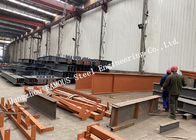 Australia Standard Hot Galvanized Q355b Structural Steel Fabrications for Commercial Buildings