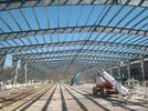 China Steel Stable Pre-engineered Building For Large Shopping Malls company